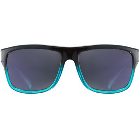 UVEX LGL 21 Glasses black turquoise/ltm.smoke